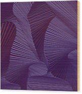 Thgindoog Wood Print