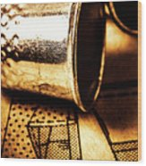 Thimble By Design Wood Print