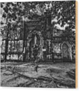This Is The Philippines No.10 - San Juan Nepomuceno Church Wood Print