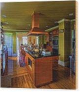 Thomas Kitchen Wood Print
