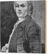 Thomas Nelson, Jr Wood Print