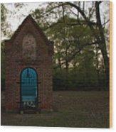 Thomas Sumter's Grave Wood Print
