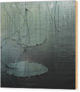 Those Days We Fail Wood Print by Aimelle