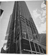 three world trade center New York City USA Wood Print