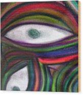 Through Other's Eyes Wood Print