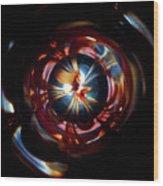 Through The Eye Of Mirzirca Wood Print