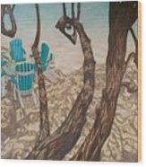 Through The Trees, St John Wood Print