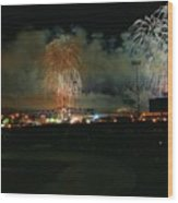 Thunder Over Louisville 2016 Wood Print