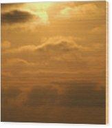 Thursday Evening Sail Wood Print