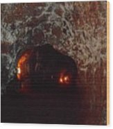 Thurston Lava Tube 3 Wood Print