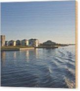 Ti Observation Tower 2 Wood Print