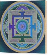 Tibetan Rose Wood Print