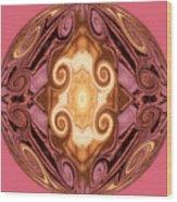 Tiffany Twisted Wood Print