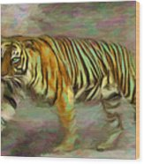 Save Tiger Wood Print