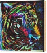 Tiger Se Wood Print