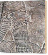 Tiglath Pileser IIi Wood Print