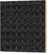 Tiles.2.270 Wood Print