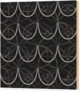 Tiles.2.277 Wood Print