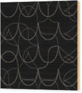 Tiles.2.282 Wood Print