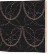 Tiles.2.284 Wood Print