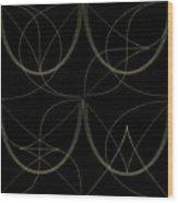 Tiles.2.288 Wood Print