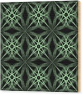 Tiles.2.304 Wood Print