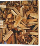 Timber Wood Print