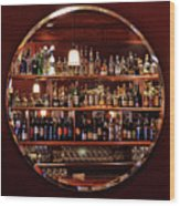 Time In A Bottle - Croce's Place Wood Print