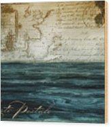 Timeless Voyage II Wood Print
