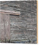 Timeworn Wood Print