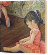 Tiny Dancer Wood Print