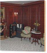 Titanic First Class II Wood Print