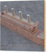 Titanic- The Beauty Wood Print