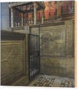 Titus Flavius Clemens Wood Print