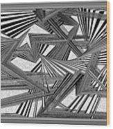 Tnaidar Wood Print