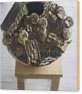 Tobacco Trials View 3 Wood Print