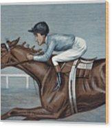 Tod Sloan (1874-1933) Wood Print