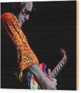 Todd Rundgren And The Fool Wood Print