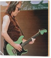Todd Rundgren Wood Print