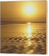 Tofino Sunset Wood Print