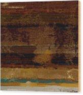 Togetherness II Wood Print