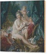 Toilet Of Venus Wood Print