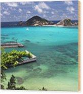 Tokashiki Island - Okinawa Wood Print
