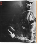 Tom Clancy's Splinter Cell Double Agent Wood Print