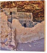 Tonto National Monument #1 Wood Print