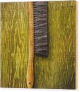 Tools On Wood 52 Wood Print