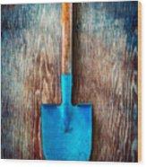 Tools On Wood 72 Wood Print