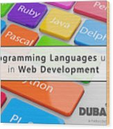 Top 5 Web Development Languages Every Web Developer Needs To Know  Wood Print