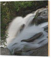 Top Of The Washington Cascades Wood Print