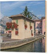 Torbole - Italy Wood Print